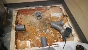 atascos en arquetas de saneamiento Madrid