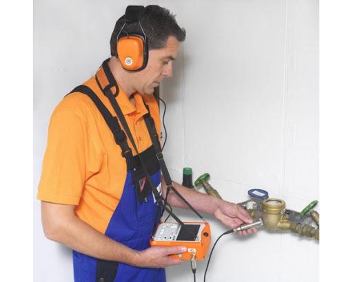 Geófono Aquatest T10 de Sewerin